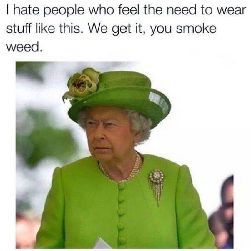 a copious amount of cannabis memes 7 Puff, puff and pass me the memes (27 Photos)