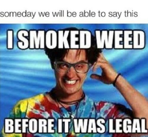 16 weed meme before legal 56cc88085f9b5879cc591395 uzewpy Puff, puff and pass me the memes (27 Photos)