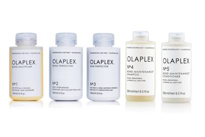 The incredible new Olaplex shampoo and conditioner, has just launched in the UK and it will totally transform damaged hair