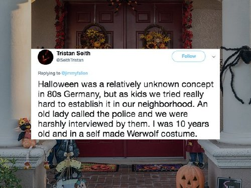 The strangest Halloween stories people ever experienced