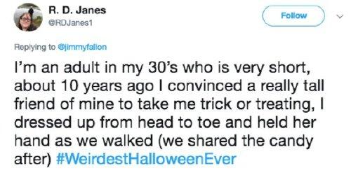 the strangest halloween stories people ever experienced 20 photos 11 The strangest Halloween stories people ever experienced (20 Photos)