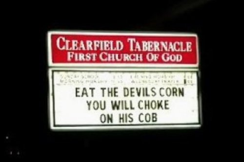 2668323 13 These church signs really... nailed it (23 photos)