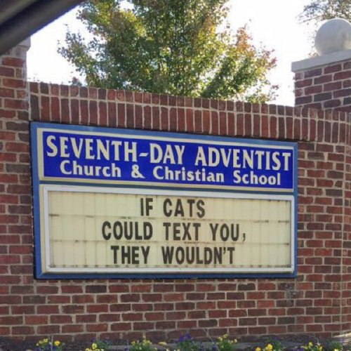 2668323 17 These church signs really... nailed it (23 photos)