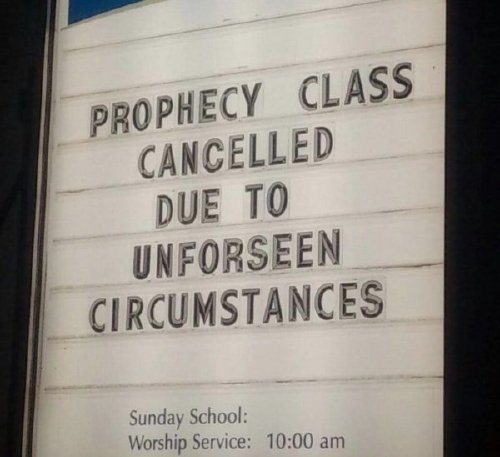 2668323 21 These church signs really... nailed it (23 photos)