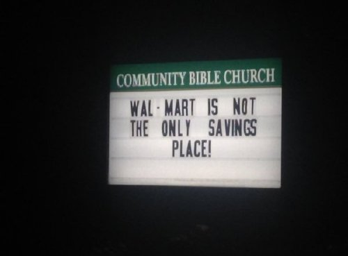 2668323 22 These church signs really... nailed it (23 photos)