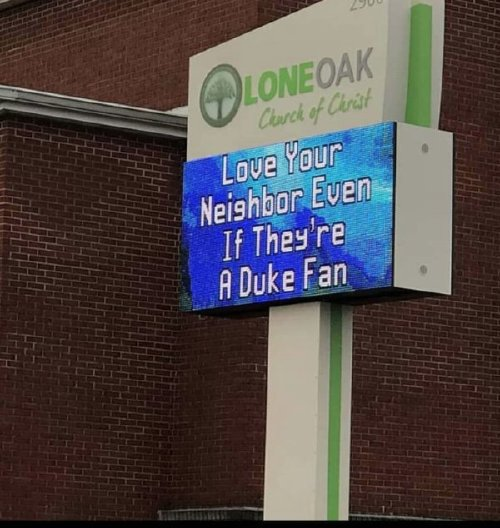 church signs3 These church signs really... nailed it (23 photos)