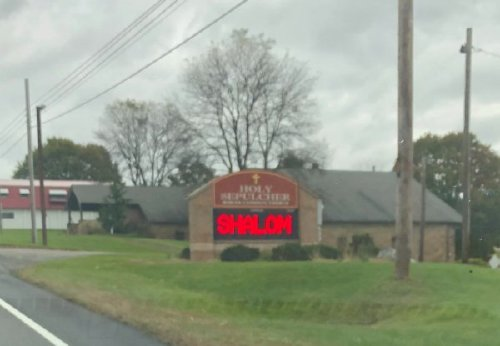 church signs6 These church signs really... nailed it (23 photos)