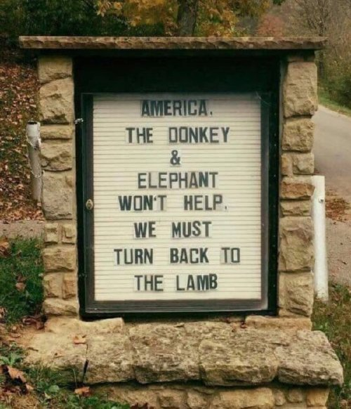 2668323 10 These church signs really... nailed it (23 photos)