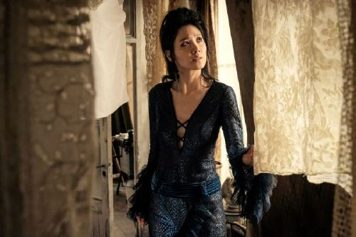 FANTASTIC BEASTS: THE CRIMES OF GRINDELWALD, Claudia Kim, 2018. ph: Jaap Buitendijk / 2018 Warner Bros. Ent. All Rights Reserved.Wizarding WorldTM Publishing Rights J.K. Rowling WIZARDING WORLD and all related characters and elements are trademarks of and Warner Bros. Entertainment Inc. /Courtesy Everett Collection