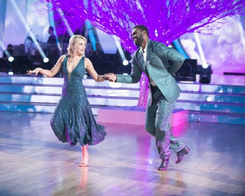 Why Evanna Lynch and Keo Motsepe Make Such a Magical Team on Dancing With the Stars