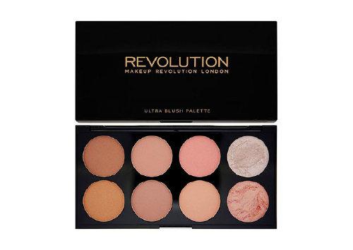 ПалеткаUltra Blush and Contour Palette, Makeup Revolution