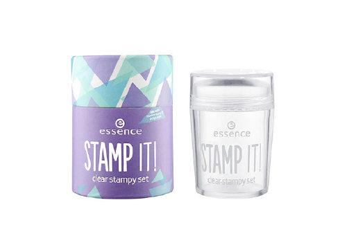 Набор для дизайна ногтей Stampy Set, Essence