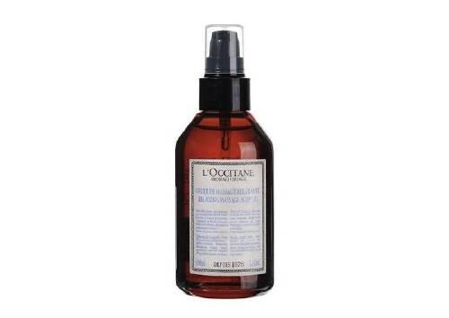 """Relaxing massage oil """"Aromatology"""", L'Occitane"""
