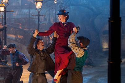 Watch 'Mary Poppins' Lin Manuel Miranda's supercalifragilistic cockney rapping!
