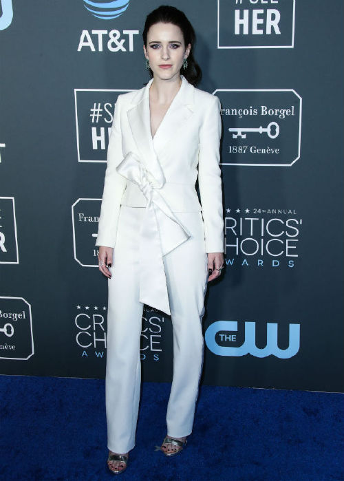 The Best Dressed Celebrities, From The Critics' Choice Awards