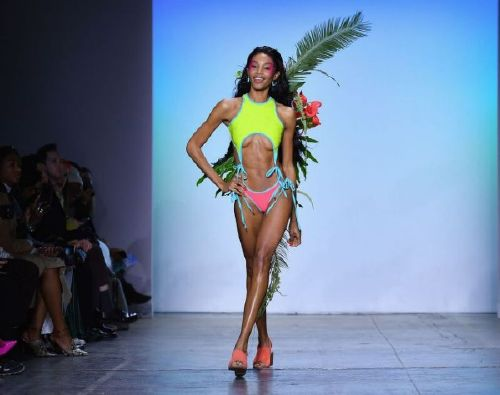 Chromat&s sustainable swimwear is for everyone, and its spectacular NYFW show was too