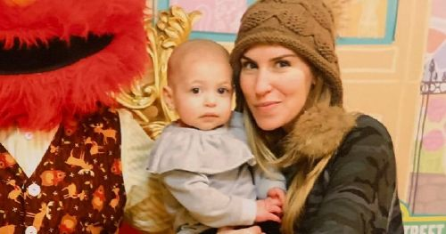 This Mom Is Raising Money, For Kids Fighting Cancer, After Her Baby Survived Stage 4 Neuroblastoma