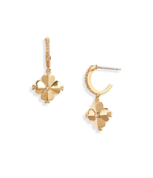Kate Spade New York Legacy Logo Drop Earrings (Photo: Nordstrom)
