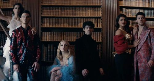 """The Jonas Brothers' Partners Are Front and Center For Their """"Sucker"""" Music Video"""