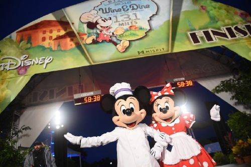The Next Disney Half Marathon Is Food-Themed, and Tickets Are Already Selling Out