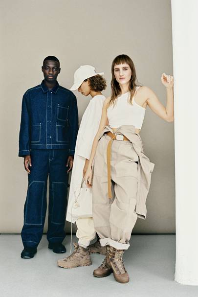 Weekday has launched a 100% recycled collection and we want everything