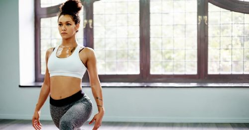 This 6-Move Workout For Your Legs and Core Requires Absolutely NO Equipment