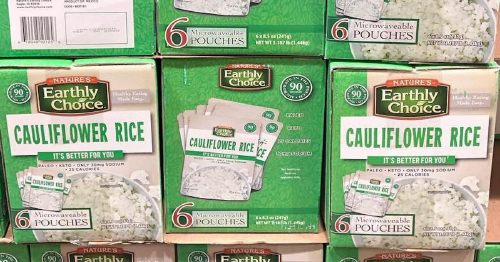 FYI, Costco Sells Cauliflower Rice in Bulk