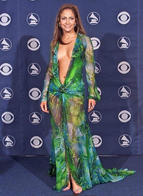 Jennifer Lopez Shares Never-Before-Heard Story Behind The Iconic Versace Dress