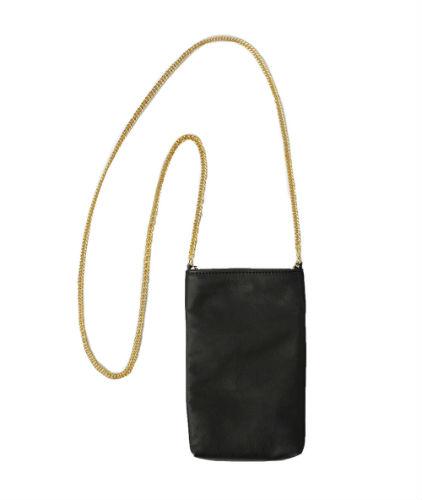 Zara Leather Phone Bag