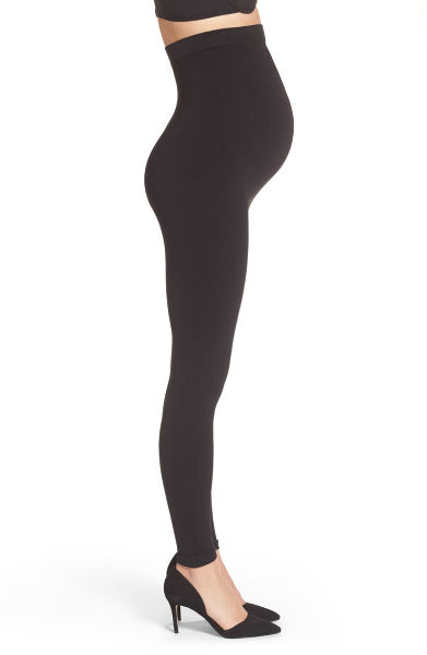 Spanx Mama Look at Me Now Seamless Maternity Leggings
