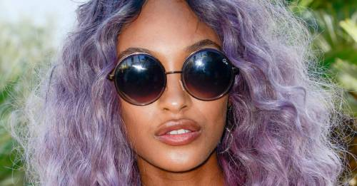 These celebrities will convince you that purple will be your next hair colour
