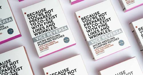 This genius micro-needling pumping mask sold out in 24 hours