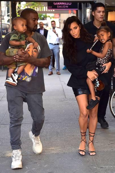 The Kardashian-Wests