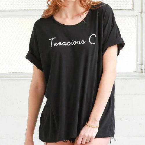 Love by Luna Oversized Zodiac Sign T-shirt