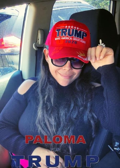 Woman wearing MAGA hat is harassed at post office: Your president is racist