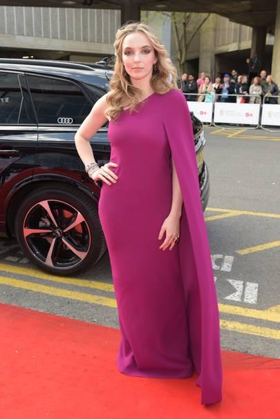 Jodie Comer's BAFTA speech basically confirmed her as the Queen of British TV