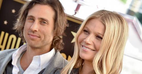 Gwyneth Paltrow only lives with her husband four days a week to 'keep things fresh'