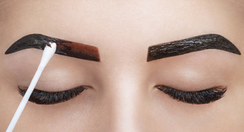 Henna? On brows? Say WHAT!?