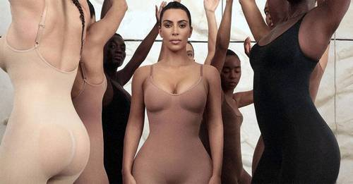 Kim Kardashian has announced her shapewear collection in 9 shades