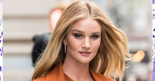 Strandlights is the hot new hair technique that Rosie Huntington-Whiteley uses to achieve her blonde