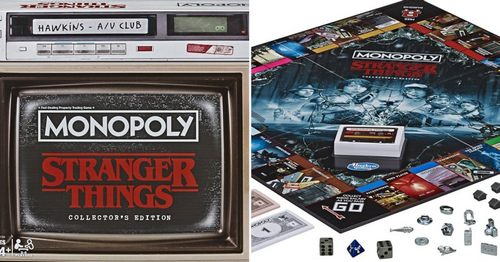 A New Stranger Things Monopoly Is Coming, and It Glows in the Dark!