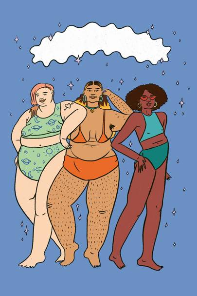 Here's how you can finally learn to love your body and embrace the skin you're in