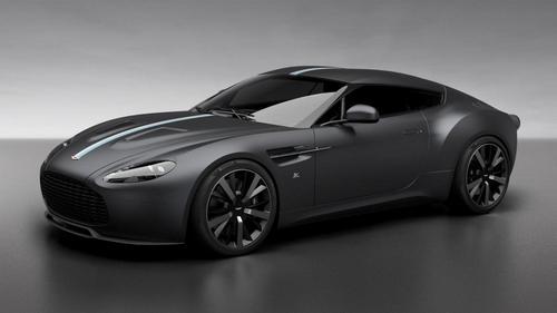 Aston Martin Vantage V12 Zagato (1)