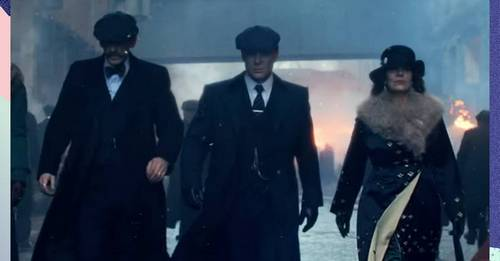 The Peaky Blinders trailer is here and it looks mega