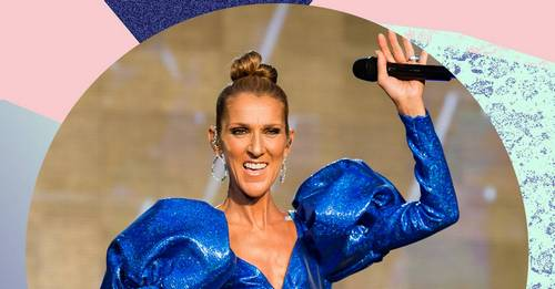 Céline Dion removes all of her makeup in her latest music video