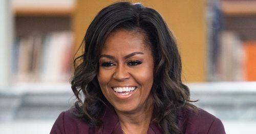 Michelle Obama Praises Meghan Markle