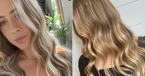 Hair Color Is the Low-Maintenance Way to Do Balayage This Fall