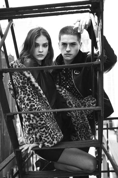 Barbara Palvin reveals the cute present Dylan Sprouse gives her every time they leave each other