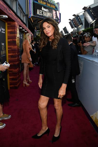 Caitlyn Jenner candidly reveals details about her gender transition in 'I'm A Celebrity'