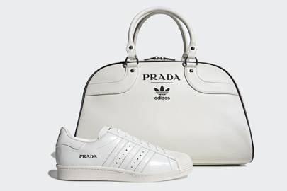 Prada are collaborating with Adidas and it's major